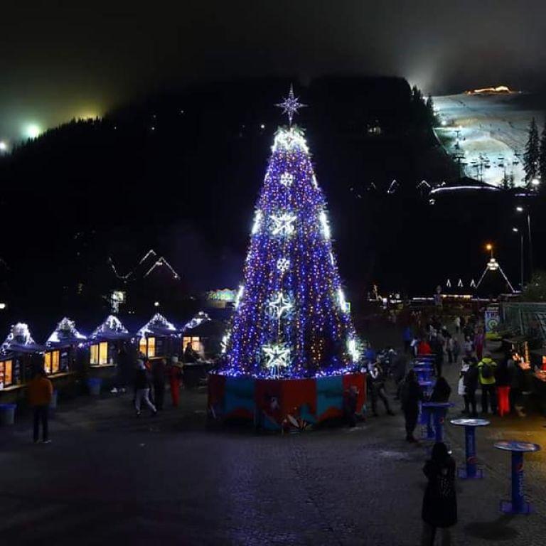 Щоб безпечно і вражень не забракло: де зустріти Новий рік, не перетинаючи кордонів