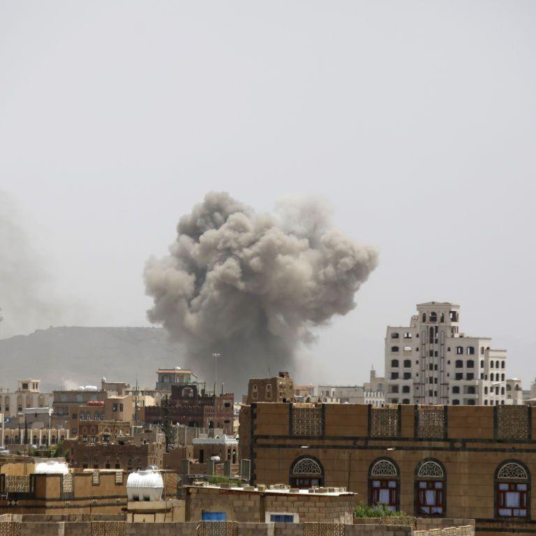 У Ємені стався потужний вибух