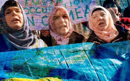 Украинский миф о Крыме