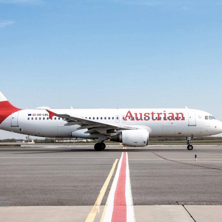 Австрийская авиакомпания отменила рейс Вена-Москва: РФ не позволила Austrian Airlines прибыть, минуя Беларусь