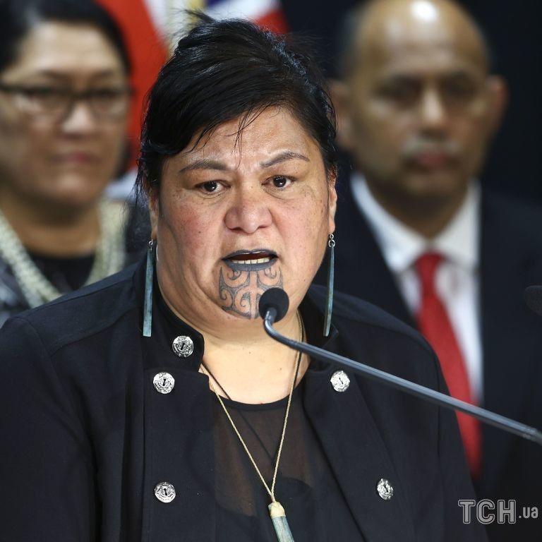 Женщина с татуировкой на лице: министром иностранных дел Новой Зеландии стала представительница народа маори