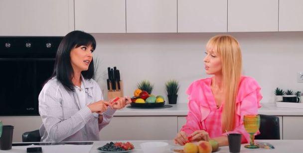 Оля Полякова і Маша Єфросиніна / © скриншот з відео