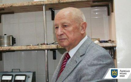 Помер відомий львівський вчений і винахідник Зенон Готра