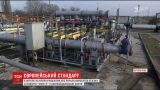 Українським трубопроводом пустили першу партію азербайджанської нафти