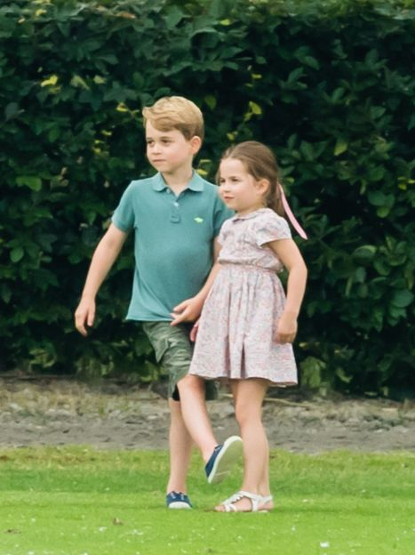 Принц Джордж і принцеса Шарлотта / © Getty Images