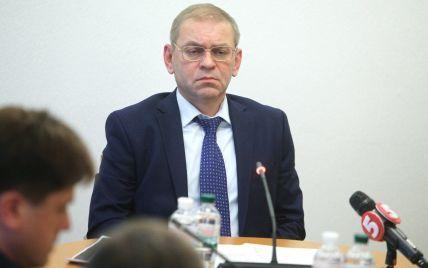 Екснардепа Сергія Пашинського виправдали за постріл в людину