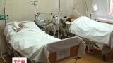 П'ятеро поранених «кіборгів» уночі доправили швидкими до Дніпропетровська
