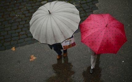 Україну заливатиме дощами й похолодає: прогноз погоди на 19 вересня