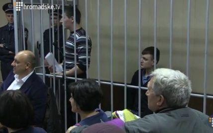 Экс-беркутовцы Аброськин и Зинченко будут сидеть под стражей до 10 января