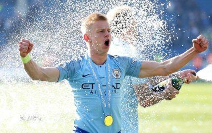 Зінченко - чемпіон Англії: українець встановив низку феноменальних досягнень в європейському футболі