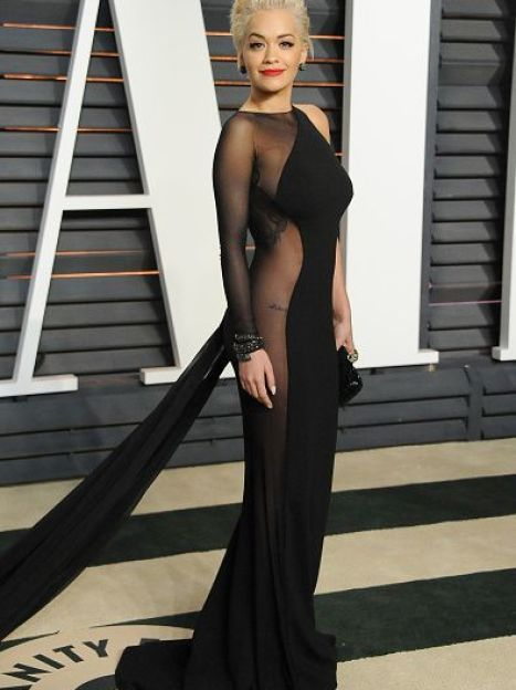 Рита Ора на церемонии Vanity Fair / © Getty Images/Fotobank