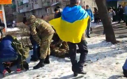 У мережі з'явилося шокуюче відео моменту вибуху в Харкові