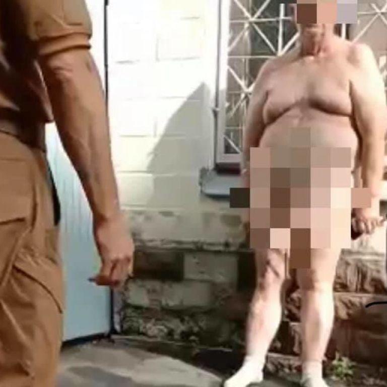 В Киеве из инфекционного отделения сбежал голый пациент
