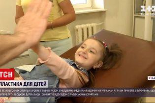 Новини України: до Львова приїхав турецький пластичний хірург, аби виправляти вроджені дитячі вади