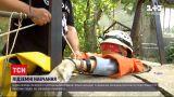 Новини України: в Одеській області надзвичайники разом зі спелеологами провели навчання в катакомбах