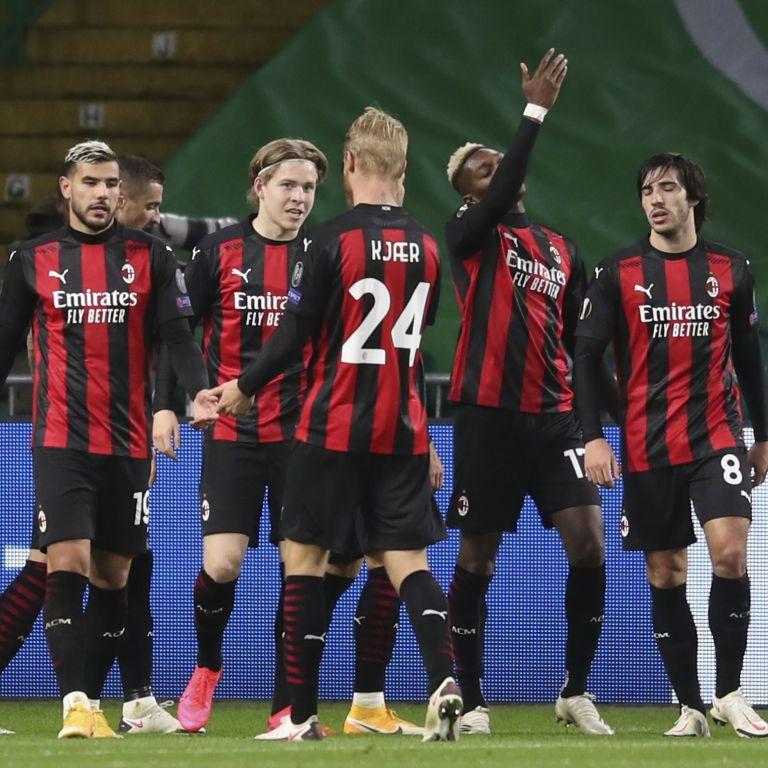 Серия А онлайн: результаты матчей 14-го тура Чемпионата Италии по футболу
