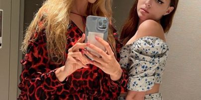 Оля Полякова ответила на хейт по поводу песни с матами ее 16-летней дочери