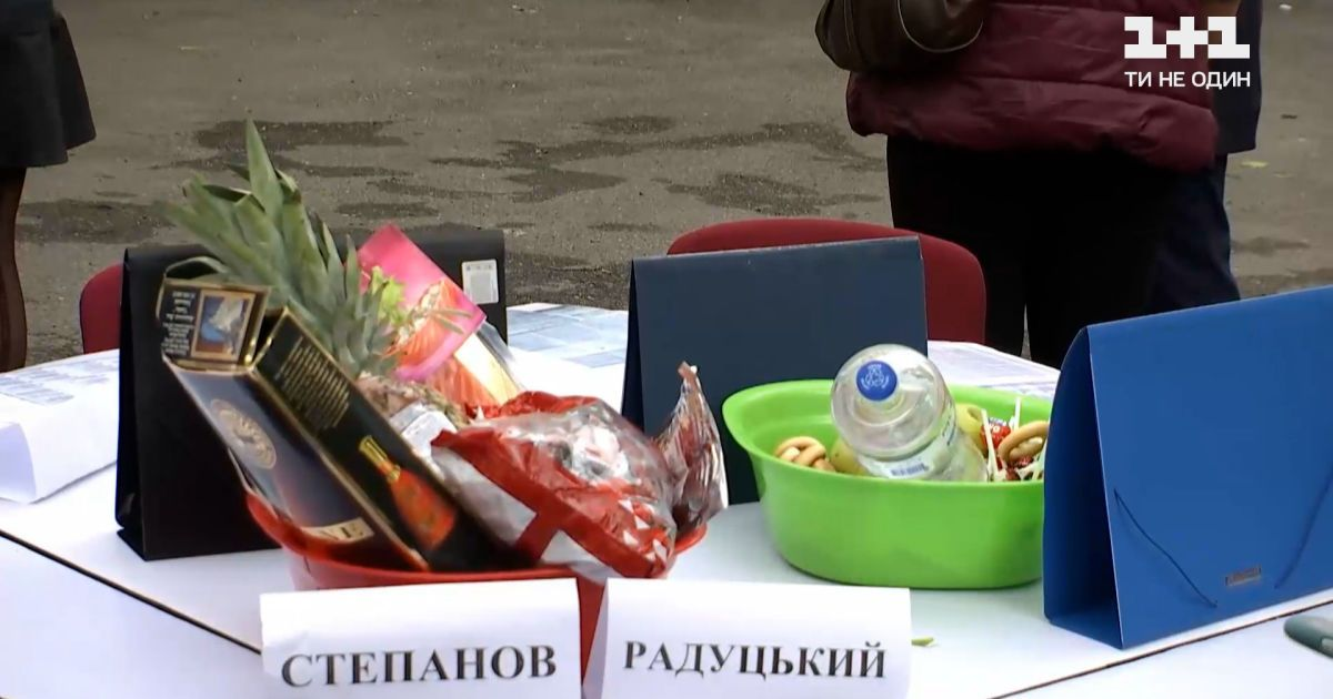 Новости Украины: почему протестуют медики под зданием МЗ и для чего им корзины с продуктами