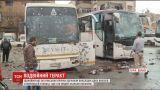 У результаті подвійного теракту у Сирії загинуло 40 людей