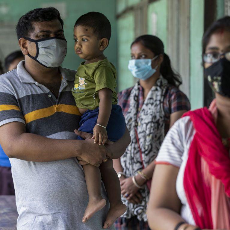 В ВОЗ отчитались, что индийский штамм коронавируса уже добрался до 44 стран мира