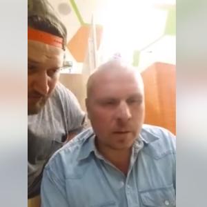 """Грозився стріляти """"фашистів"""". У супермаркеті Києва невідомий погрожував українськомовному покупцю"""