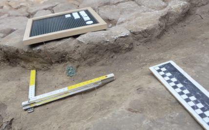 В Херсонской области археологи раскопали печь времен Киевской Руси