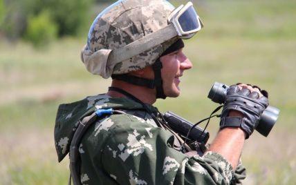 АТО: тишина сохраняется, а военные готовятся к отводу 100-мм артиллерии