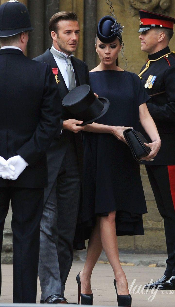 Девід і Вікторія Бекхеми / © Associated Press