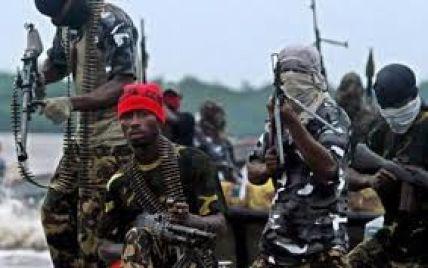 Нигерийские пираты освободили моряков из Украины - СМИ