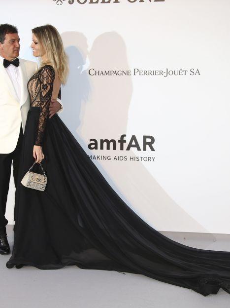 Антонио Бандерас и Николь Кемпел / © Associated Press