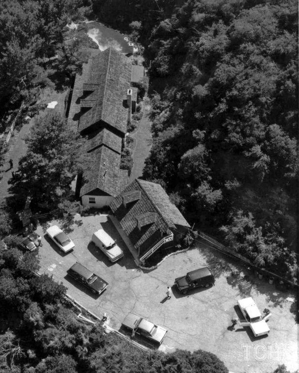 Дом актрисы Шэрон Тейт и режиссера Романа Полански / © Associated Press