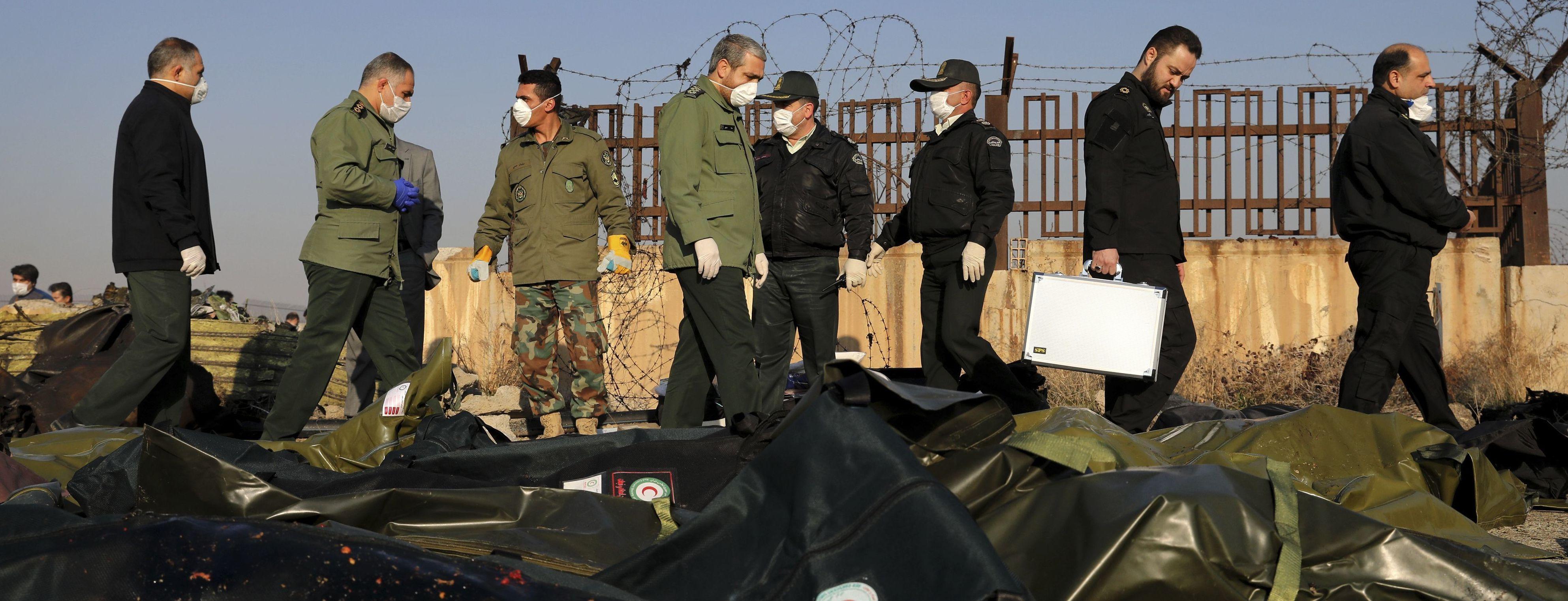 Самолет МАУ под Тегераном был сбит иранской ракетой – CBS News, Newsweek, CNN