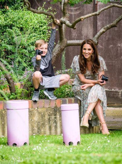 Герцогиня Кембриджська Кетрін / © Instagram/Кенсингтонского дворца