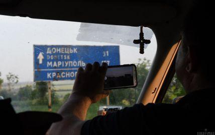 Террористы восемь раз обстреливали украинских защитников, боец ООС ранен