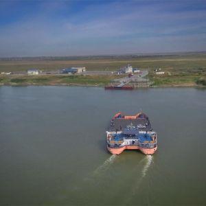 """ЕС, Американская торговая палата и бизнес просят принять закон """"О внутреннем водном транспорте"""""""