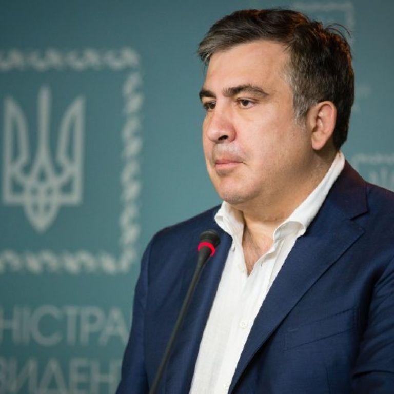 Скандал в Одессе: рекламу Саакашвили оплатили из денег для помощи АТО. Эксклюзив ТСН