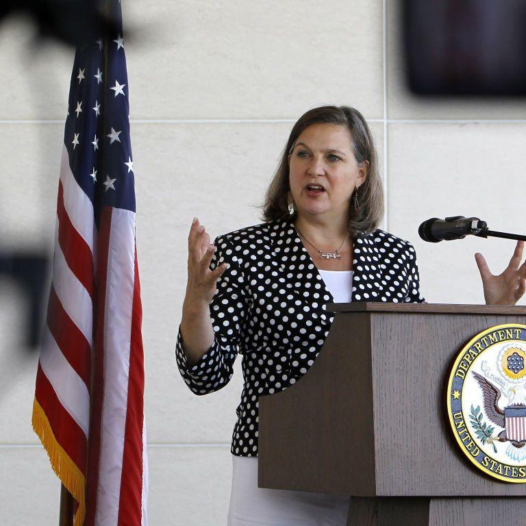 Наразі залишаються чинними: Нуланд сказала, коли США можуть послабити санкції проти Росії