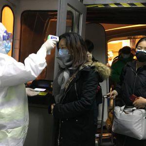 В китайском Гуанчжоу стремительно распространяется новый штамм коронавируса