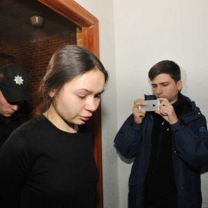 Перед кровавым ДТП в Харькове Зайцева не принимала участия в уличных гонках – полиция