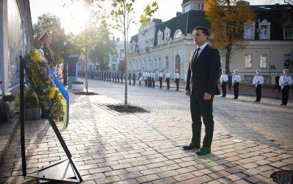 """""""Вы каждый день совершаете подвиг"""": Зеленский поздравил защитников и защитниц Украины с праздником"""