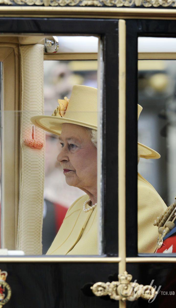 Королева Єлизавета II і принц Філіп / © Associated Press