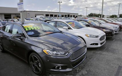 В США цены на подержанные автомобили упали впервые за семь месяцев