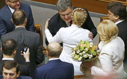 """Усі її чоловіки. Тимошенко розповіла про чвари з президентами та чи можливий союз із """"Опоблоком"""""""