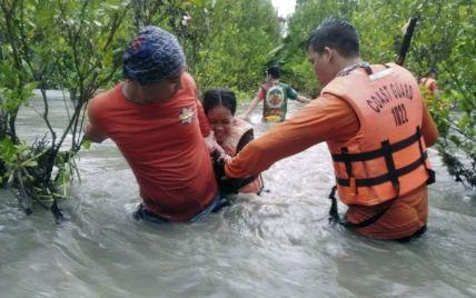 Мощные ливни вызвали наводнения на Филиппинах: тысячи людей эвакуированы