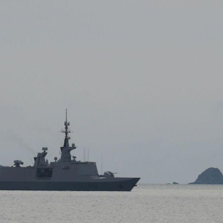 Французские рыболовные суда после масштабного протеста сняли блокаду с острова Джерси