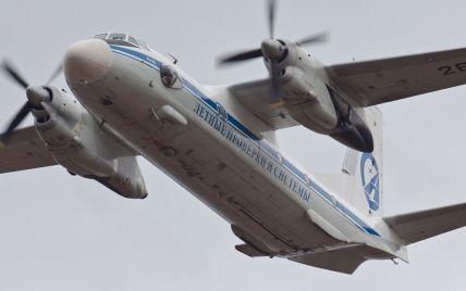 Катастрофа літака Ан-26 у Росії: не вижив ніхто