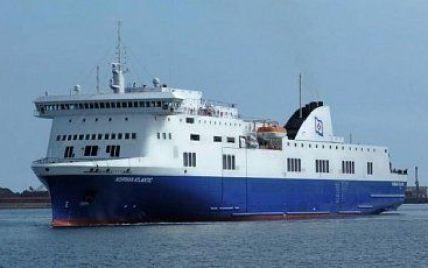 На борту палаючого порома біля узбережжя Греції були українки
