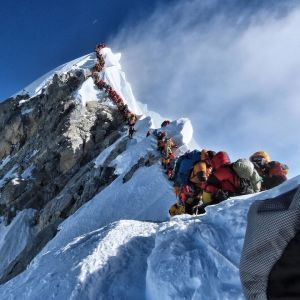 В Непале застряли украинские альпинисты, которые во время начала карантина поднимались на Эверест