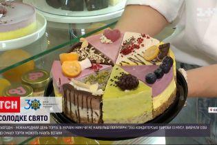 Новини України: День торта - як кондитери створюють смачну красу