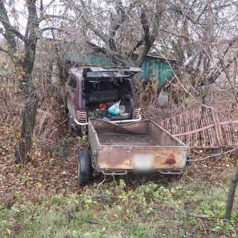 """""""Очень хотел научиться ездить"""": подросток за одну ночь украл и разбил три автомобиля"""